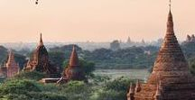 Myanmar Travel Inspiration & Tips / Top things to do and experience in Myanmar