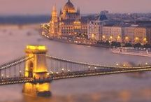 Hungary Travel Inspiration / Top places to visit in Hungary