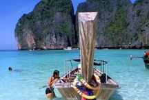 Thailand Tavel Inspiration & Tips / Top places to visit and experience in Thailand