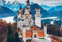 Germany Travel Inspiration & Tips / Top places to visit and experience in Germany