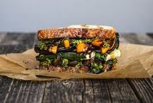 Balsamic Sandwich Recipes / Because who doesn't love a good sandwich!