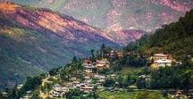 Bhutan Travel Inspiration & Tips / Best places to visit and to do in Bhutan.