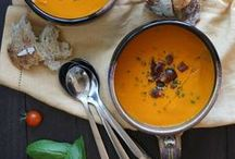 Soups Made with Olive Oil / The best soup recipes containing olive oil as the secret ingredient!