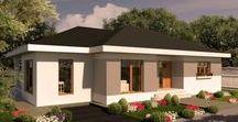 Proiecte case mici / Proiecte case mici asa cum iti doresti. Proiecte case moderne si contemporane, de la 60 mp la 120 mp utili, practice si usor de intretinut. Ideale pentru familiile cu buget redus.