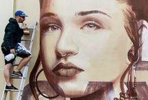 Public / Street Art / by Jaspley
