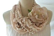 Textil flowers