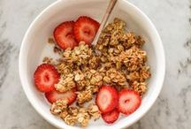 breakfast goodies / Delicious ways to start the day!