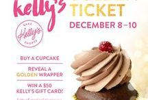 ABOUT Kelly's Bake Shoppe / Voted Best Bakery Burlington - Our flagship bakery is located in Burlington, ON Canada 401 Brant Street (905) 333-1400