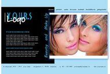 Sivustomallit 2013 - Web templates