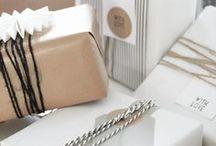 DIY - kauniit pakkaukset