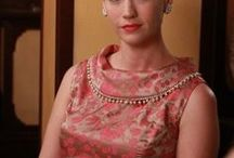 MadMen / Madmen, the ladies and their dresses!