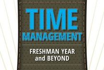 Time Management and Procrastination / Click here for resources for efficient time management and to learn how to deal with procrastination / by UMBC Health & Wellness