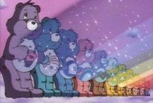 ♫Yes It's Great To Be, In That Care Bear Family!♫ / by Zee Love ❤