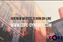 Core Dynamix what I do when I'm not running / Life at the office and stuff I love to do and create.  check us out @   www.core-dynamix.com