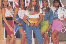 Flashback to the 80's / #80s #clothes #music #games #style #toys #everything80s