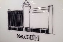 Neocon '14 / North America's largest design exposition and conference for commercial interiors.