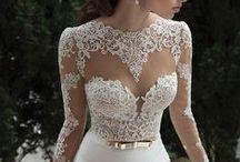 свадьба платья