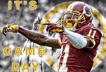 Hail to the Washington Redskins / Die-hard Redskins fan since the days of the Hogs, Joe Riggins, Dexter Manley, & Doug Williams days!!