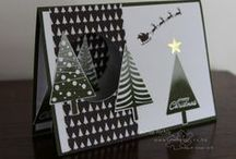Stampin up Christbaumfest
