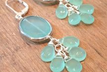 Summer jewelry / Modern and fresh summer Jewelry