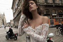 Liz Martinez Bridal /  Taken at Galleria Duomo Milano Liz Martinez Bridal - Milan 2015 View our entire collection at www.lizmartinez.co.il For more info: +97286744435