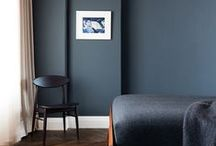 DEEP BLUE / All you need to know to make deep blues work well in your homes