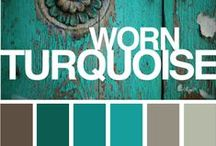 TURQUOISE / All you have to know to make turquoise hues work well in your home