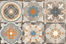 DECORATE WITH TILES