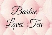 "Barbie Loves Tea / Welcome in Barbie""s Tearoom...Be inspired,but don""t Copy Please...Thank You!"