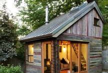 Cabins, landscapes & backyards / by All Jacked Up