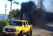 Trucks, jeeps and any other bad as off road vehicle / by All Jacked Up