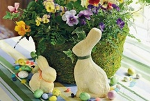 Spring Decor//Easter