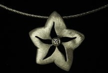 Sterling Silver Jewelry / Many styles of sterling silver jewelry mixed with different gemstones