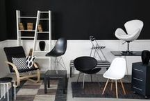 Black&White / Blanco y Negro, clásico entre los clásicos, sigue generando sorpresa y siempre es un toque de sofisticación.