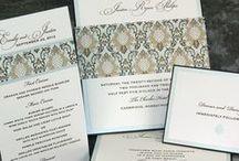 WeddingInvitations&Stationery / Wedding Professionals: fabulous finds of wedding invitations and stationery.
