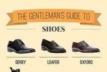 Professional Dress: Men/Gender Fluid / Tips for dressing for an interview or for after you've landed the job.