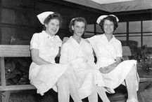 Nurses.... / LPN…RN…A board I started..while on a search for pictures from school...I went to what is now called SAIT...in Calgary it was just the Institute of Calgary then or the tech...I took the LPN course..and have wonderful memories of it all I graduated from there in 1962..and had a  wonderful nursing career and life long friends...if anyone sees this and you remember it there I would appreciate any info you have...