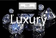 ......LUXE LIFE.......by L AND G GIFTS AND GOODIES-ONES STOP GIFT SHOP. / TRAVEL, CARS, JEWELRY........ALL THINGS FABULOUS........THINGS THAT MAKE A STATEMENT.........DRAW THE EYE........ SEND A MESSAGE TO LG GIFTS AND GOODIES TO BE ADDED........ BE MINDFUL OF POSTS.......THANKS FOR CONTRIBUTING... NO SALE ITEMS, SPAM OR NUDITY!!!!!!-VIOLATORS WILL BE REMOVED AS WILL INADEQUATE OR INAPPROPRIATE PINS....