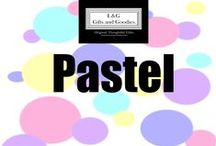 ......PASTELS......by L AND G GIFTS AND GOODIES-ONES STOP GIFT SHOP / PRETTY PRETTY PASTEL.....ALL THINGS PASTE.....THINGS THAT MAKE A STATEMENT....DRAW THE EYE.... BEAUTIFUL & UNIQUE PINS.....SEND A MESSAGE TO LG GIFTS AND GOODIES TO BE ADDED.........NO SPAM, NUDITY, OR SALE ITEMS.