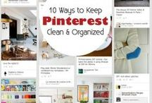 Pinterest tips / How to best use Pinterest