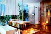 Mega bathrooms