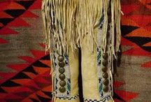 Native American crafts / Historic Native American crafts - museum pieces or current