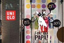 Vinilos Día del Padre / Vinilos Día del Padre: Vinilos decorativos Día del Padre Vinilos adhesivos vidrieras escaparates show window Window Display Wall Art Stickers wall stickers