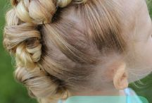 Kids hair ideas! / by Brooke Irons