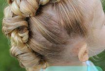 Kids hair ideas!