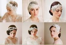 Wedding Hairstyles / Beautiful Hair Styles for weddings!
