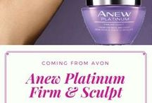 Avon New Products / Information about New Avon Products or changes to the tried & true Avon staples