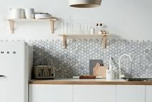 K I T C H E N / Design inspiration for your dream kitchen.