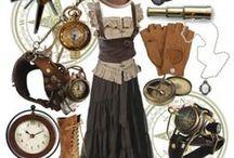 steampunk style / by A.R. Lokifan