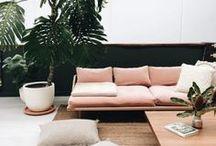 H O M E / Inspiration for the home: furniture and design.
